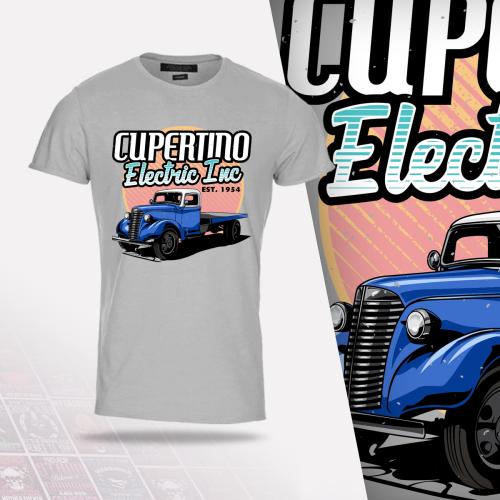 Cupertino Electric T-shirt