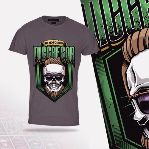Conor McGregor Themed T-shirt
