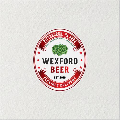 Design logo beer