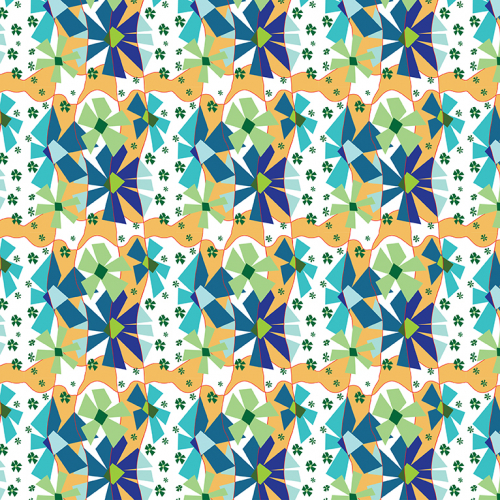 Just another floral pattern