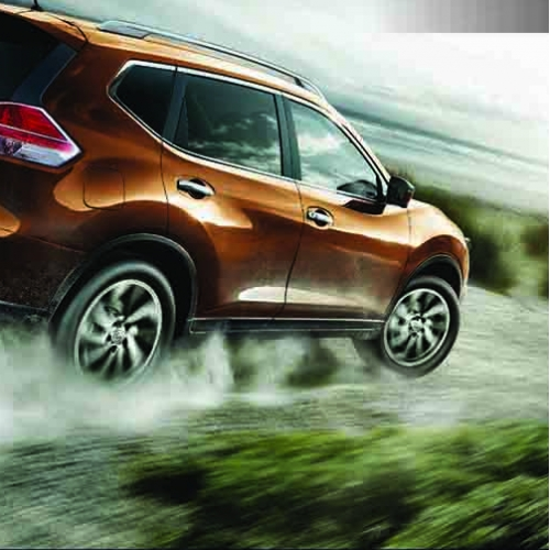 Nissan Indonesia X-Trail Leaflet (Inside)