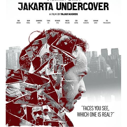 Teaser Poster Moammar Emka's Jakarta Undercover