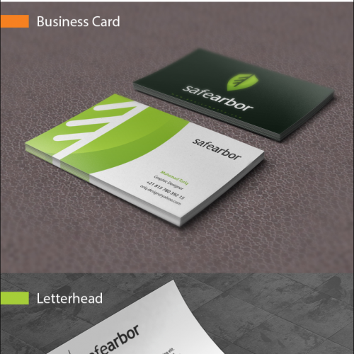 Brand Identity for Safearbor