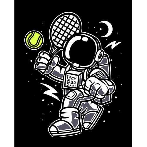 Astronaut Tennis