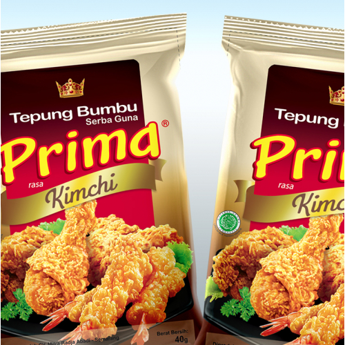 Packaging Label Design for Jam