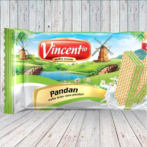 Packaging Design for wafer cream