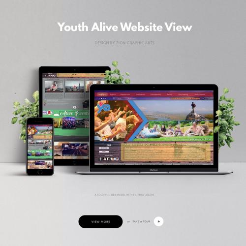 YA Web Design