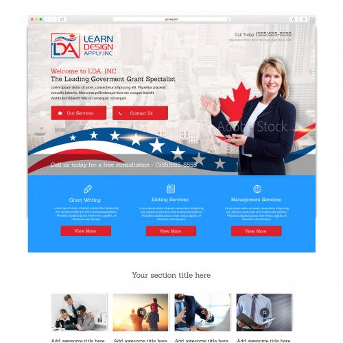 LDA Website