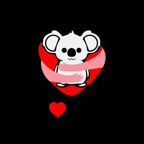 I lOVE koala