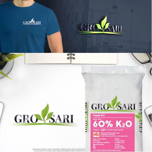 Logo for Growsari