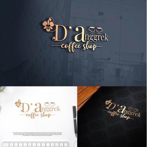 Logo for Coffee D'Anggrek