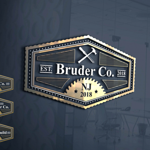 Logo for Bruder Co.