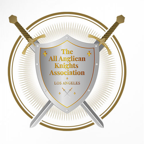 Logo for Anglican Knights