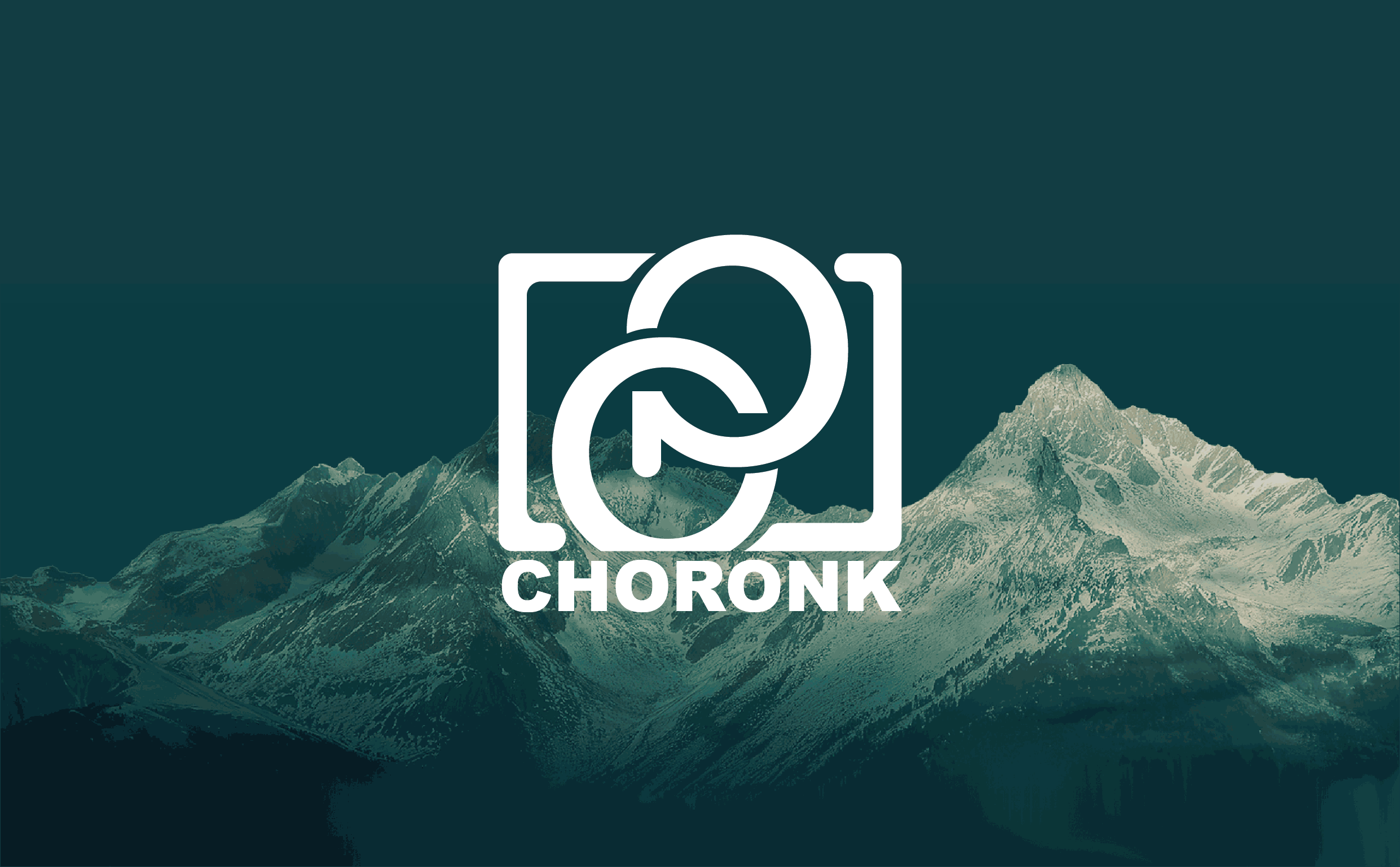 Choronk Logo Design