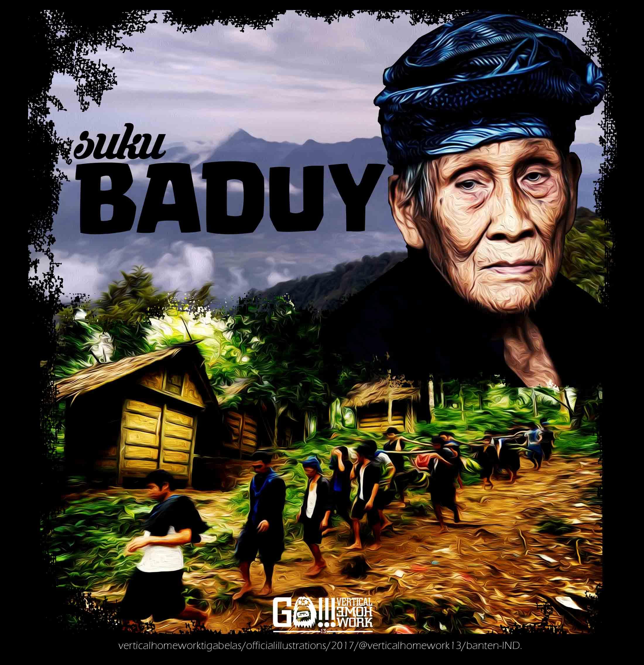 Suku Baduy Banten