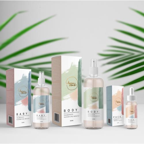 Skin Care Packaging Design