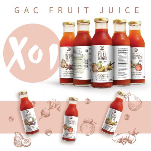 Juice label designs