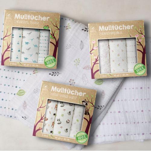 Blanket Packaging designs