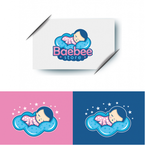 baby accessories website logo