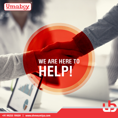 We are here to help!