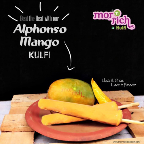 Food Product Poster Design for Social media