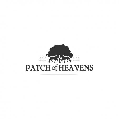 Patch of Heavens Logo Design