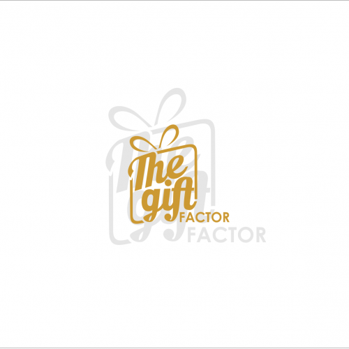 The Gift Factory Logo Design