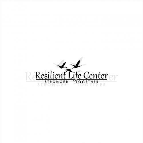 Resilient Life Center Logo Design