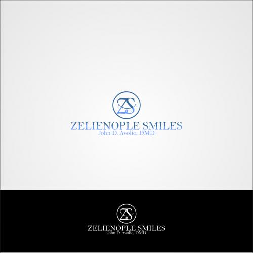 Zelienople Smiles Logo Design