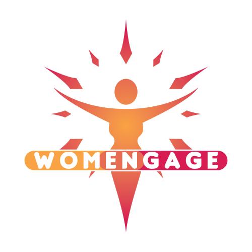 WomEngage Logo