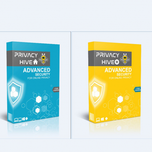 Anti Virus 3D Boxes