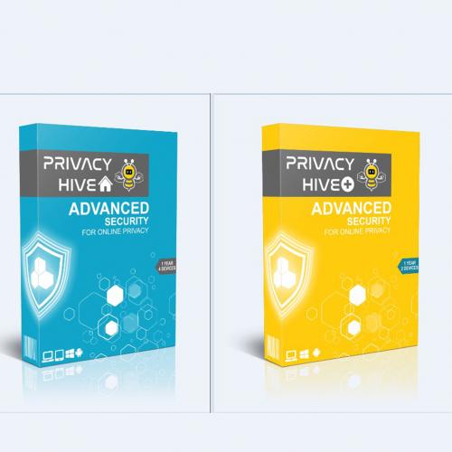Anti Virus 3D Boxes
