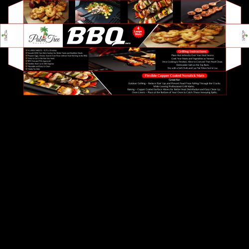 BBQ Packaging Design
