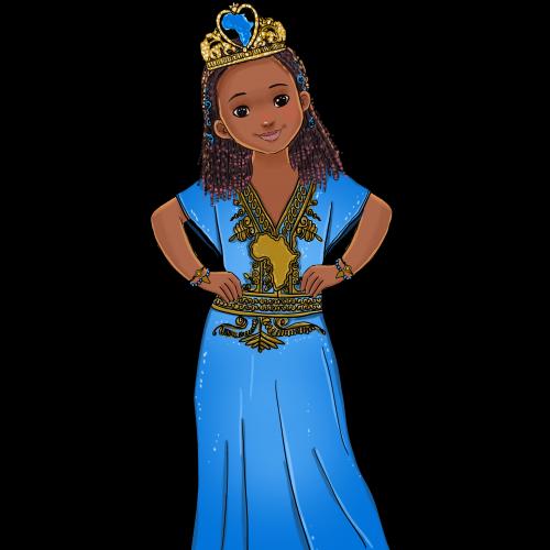 princess illustration