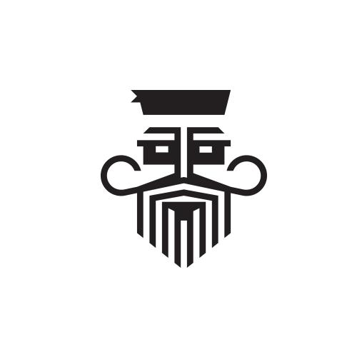 Barbershop Logo Design Concept
