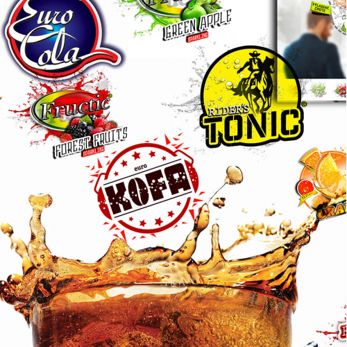 drink company design