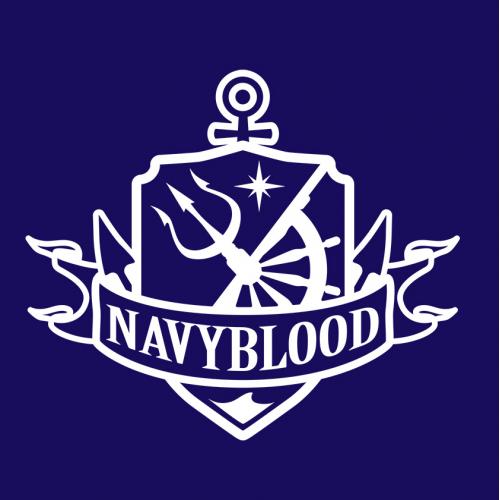 NAVY BLOOD logo