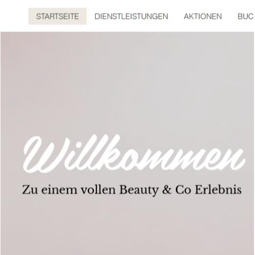 Beauty Salon in Germany