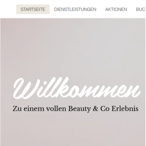 Beauty Salon in Germany