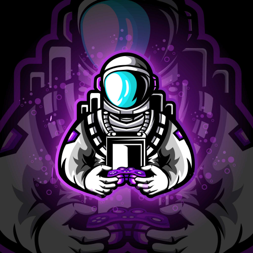 Astronout Gaming Logo