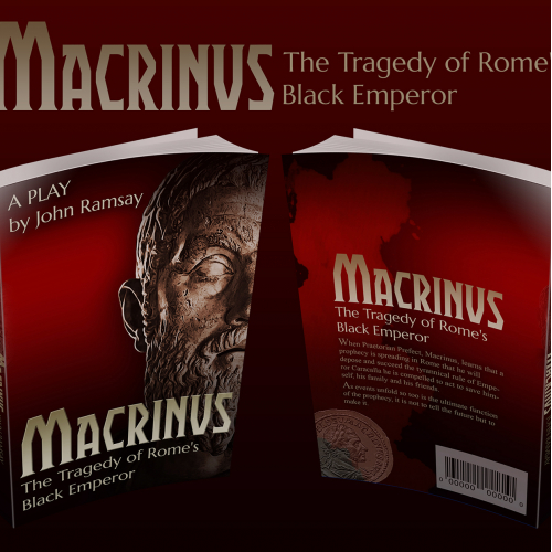 MACRINUS - The Tragedy of Rome´s Black Emperor - Promo