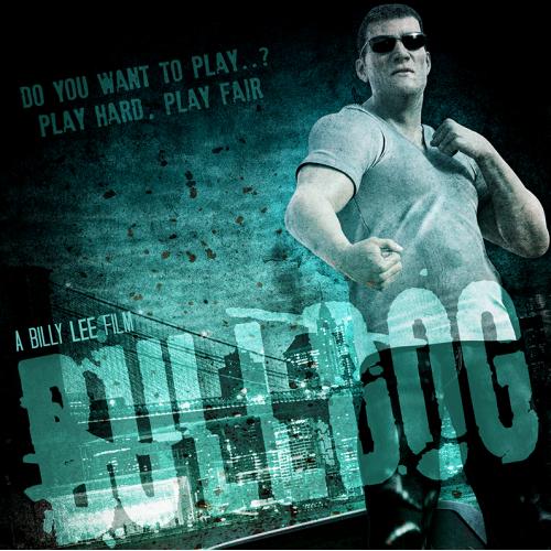 BULLDOG - Movie Poster sample