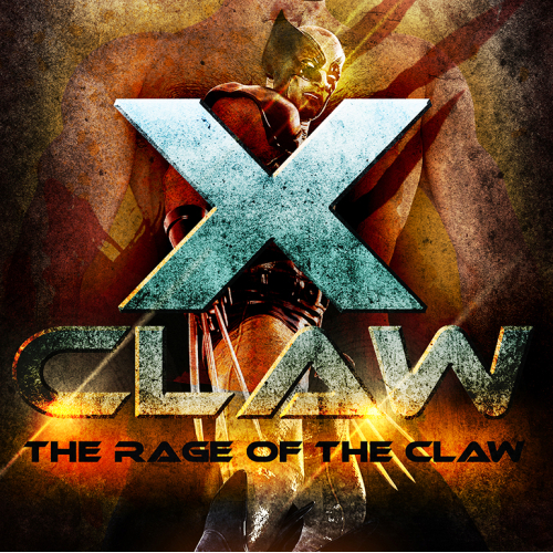 Movie Poster - X-CLAW - 40X27