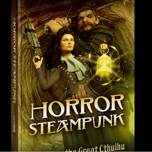 Horror Steampunk - Sample Cover