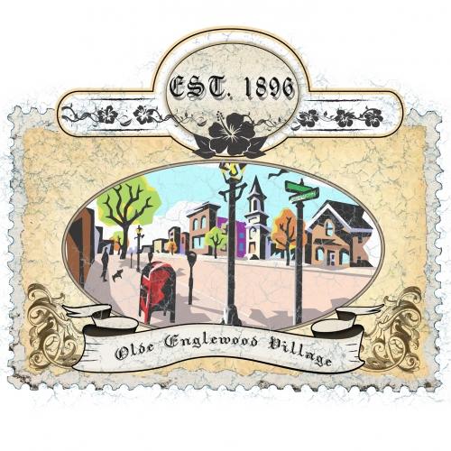 Old School Stamp