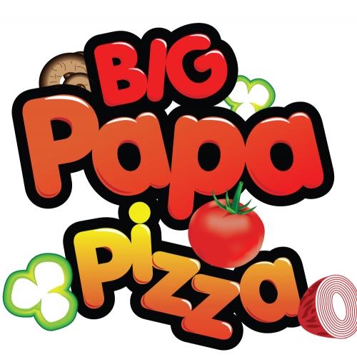 Unique Pizza Graphic