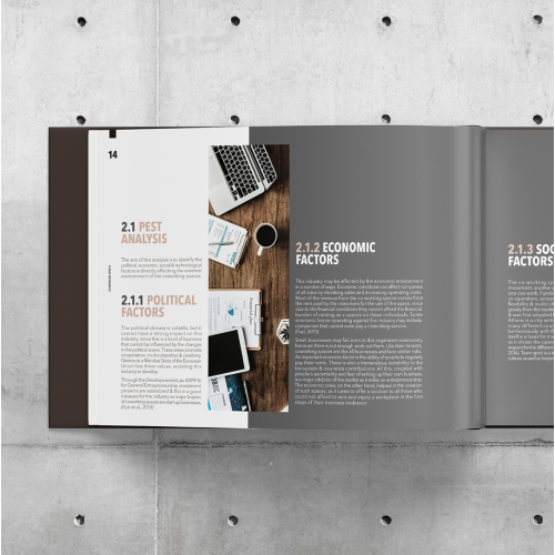 Book design and editorial