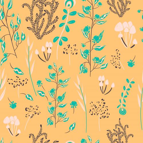 Mountains flora 3
