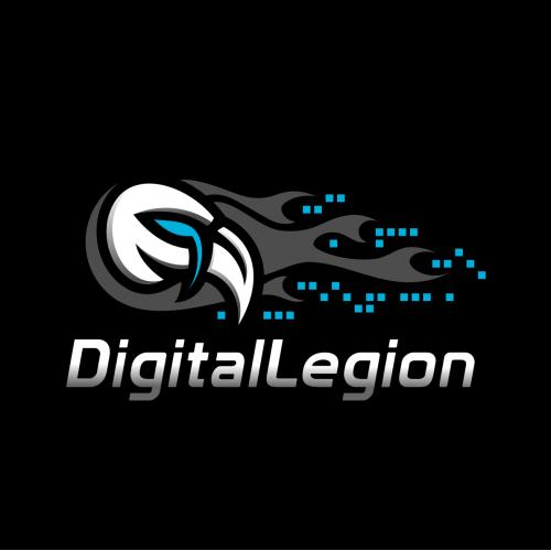 Gaming Theme Logo Design