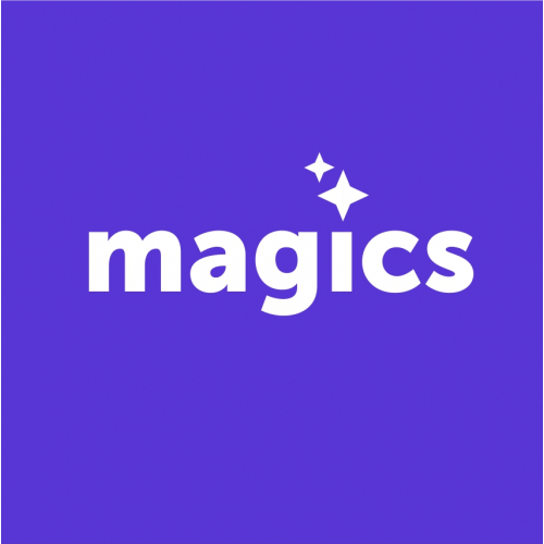 magics logo wordmark